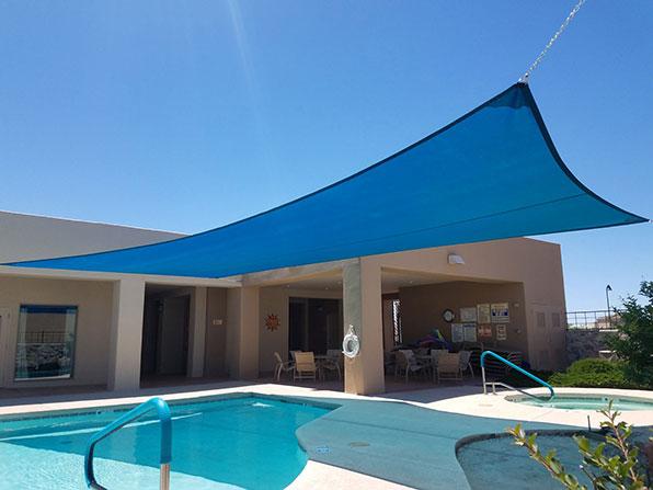 Cool Pool Shade Sails